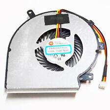 MSI ventilador de radiador gp72 Apache 2qe-016be n285 ge62 2qc CPU Fan Cooler 3 pin