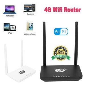 4G LTE Mobiler WLAN-Router MiFi Portable Hotspot mit SIM-Kartensteckplatz B0O6