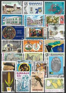 Bahamas Used Selection $117.35 SCV