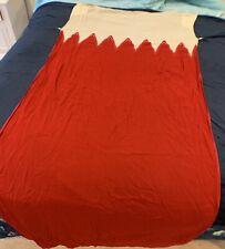 Bahrain  Vintage Cotton Flag