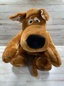 """Vintage 30"""" Jumbo Scooby Doo Plush Stuffed Animal Warner Bros. Studio Store 2000"""