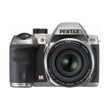 Near Mint! Pentax X-5 Digital Camera Silver - 1 year warranty