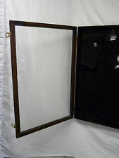 Jersey Display Case Cherry Large