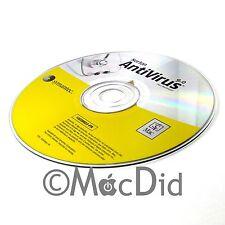 Symantec Norton AntiVirus 9.0 pour Mac Fr 10228923-FR Mac Power PC et Mac Intel