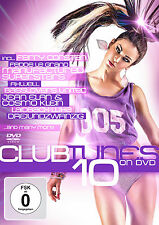 DVD Clubtunes On dvd 10 Various Artists