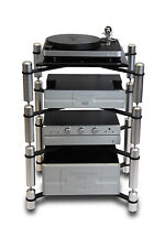 Extrema Evolution X14 4 Shelf Modular Ultra Durable Stereo HiFi Audio Rack