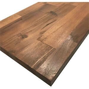 Leimholzplatten Leimholzplatte Leimholz AKAZIE 18mm verschiedene Größen Holz