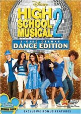 High School Musical 2: Deluxe Dance Edition [New DVD] Deluxe Edition, Full Fra