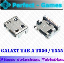 Connecteur de charge charging port connector Samsung galaxy TAB A 9,7 T550 T555