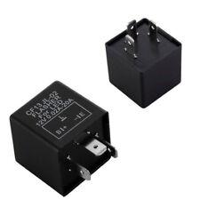 3Pin Electronic Car Flasher Relay Cf13 Jl-02Fix Led Light Hyper Flash BlinkingLU