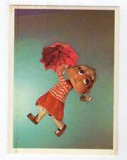 figurina TOPO GIGIO ALBI PER LA GIOVENTU' 1975 EDIZIONI PEREGO IMPERIA num. 126