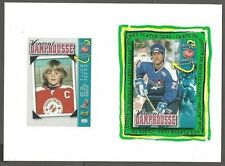1996-97 UD Post (CANADA) Proof Pair, Vincent Damphousse