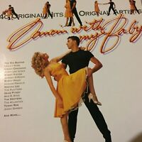 """Dancin'with My Baby - - Australian VARIOUS 12"""" LP...LESLEY GORE, BUDDY HOLLY"""