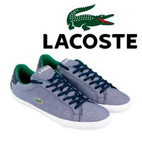 Lacoste Grad Vulc CE Men's Casual Canvas Trainers ✅ FREE UK SHIPPING ✅