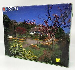 Vintage MB Magnum Puzzle 3000 Pieces Cockington Toebay England New, Sealed