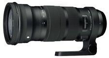 Sigma 120-300mm/2.8 DG OS HSM Sports para Canon EOS mercancía nueva