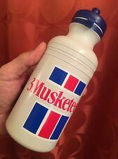 NOS Vintage 1988 SPECIALZED 3 MUSKETEERS Water Bottle BIDON Borraccia BOTELLA