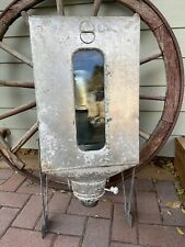 Vintage Antique Metal Flour Sifter For Hoosier Kitchen Cabinet Or Cupboard Bin
