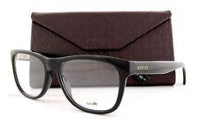 Brand New GUCCI Eyeglass Frames 1139 D28 Black Men Women 100% Authentic