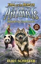 Immortal Guardians (Spirit Animals: Fall of the Beasts, Book 1)  - Audiobook