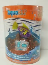 HEX BUG aquabot smart fish Technology Remote Control Angel Fish