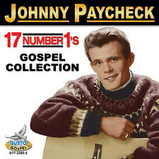Johnny Paycheck - 17 Number 1's: Gospel Collection [New CD]