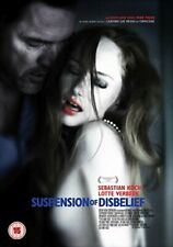 Suspension of Disbelief 5055159278584 With Kenneth Cranham DVD Region 2