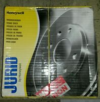 Honeywell Jurid 562040JC, Bremsscheibensatz Vorderachse für Audi, Seat, Skoda,VW