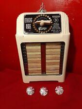 Buckley Jukebox Wallbox Repainted Wurlitzer SEEBURG Rockola Mills Jukebox