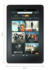 "Amazon Kindle Fire, 1st Gen, 8GB, Dual Core, Wi-Fi, 7"", Black, D01400"