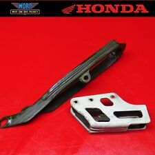 2004 Honda CR250 Chain Guide Guard Plate Swingarm Cover Rub Block Slider