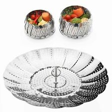 Stainless Steel Vegetable Steamer Basket Insert For Instant Pots and other Pots