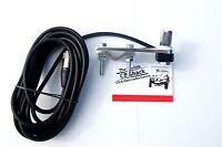 Flat Bar Mirror mount 3/8 CB HAM Radio Antenna Aerial Mounting Kit 4m Cable