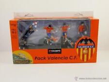 Ft Champs Valencia visitante 4-Pack 7.5CM 3 Pulgadas Figura De Fútbol Fútbol