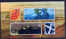 GB 2006 CELEBRATING SCOTLAND MINIATURE SHEET MNH