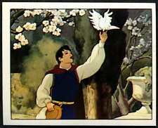 Prince #20 Snow White And The Seven Dwarfs 1987 Panini Disney Sticker (C1390)