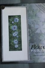 Heritage Stitchcraft Counted Cross Stitch Kit - Love in a Mist - John Clayton