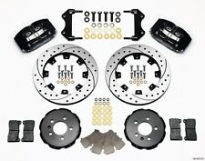 2000-2006 Audi TT,Volkswagen Beetle,Golf Wilwood Dynapro Front Big Brake Kit