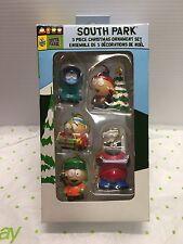 South Park 5 Piece Christmas Ornament Set Kurt Adler