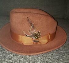 Steven Land Sebastian Collection Pure Australian Wool Size L Men's Hat