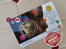 Coincard 2,50 Euro Commémorative Belgique 2019 - Manneken Pis Version FR
