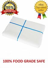 15kg of 800mm x 610mm White Butchers Paper Sheets Post
