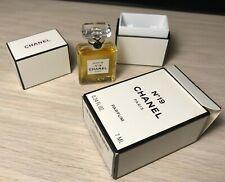 Chanel no 5 7 ml .24 FL. OZ. Vintage NIB