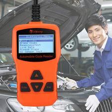 Universal OBD2 OBDII Car Scanner Live Data Code Reader Auto Diagnostic Scan Tool