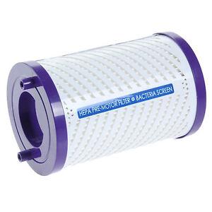 Pre Motor Lifetime HEPA Filter Anti Allergy Blue Drum for Dyson DC03 Vacuum