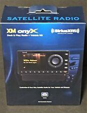 Sirius Xm Onyx Xdnx1V1 Satellite Radio Dock & Vehicle Kit Nib