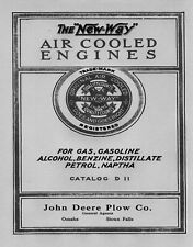New Way Air Cooled Engines Catalog D - 11
