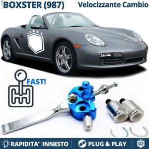 Leva del Cambio Corte PER Porsche Boxster 987 VELOCIZZANTE PROFESSIONAL