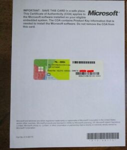 Microsoft SQL Std Server 2014 - 4 Core Processor License w / Unlimited Clients