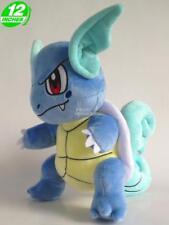 "Big 12"" Wow Pokemon Wartortle Plush Stuffed Doll Soft PNPL6208"